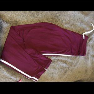 Bella Active Burgundy Track suit